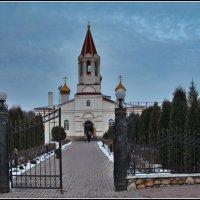 Церковь Иконы Божией Матери Знамение в Серебряных Прудах :: Дмитрий Анцыферов