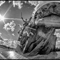 Памятник войнам Первой мировой войны :: Игорь Волков