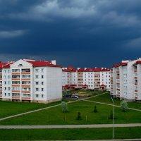 Вид из моего окна. :: Алексей Жуков