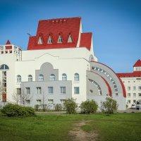Церковь Свет Евангелия. Минск. :: Nonna