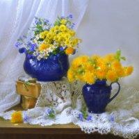 Друг мой милый - нежный май... :: Валентина Колова