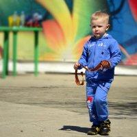 Маленький патриот :: Ирина Федоренко