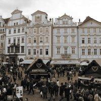 Прага :: Лариса Корженевская