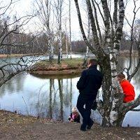 На прогулке. :: Oleg4618 Шутченко