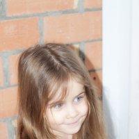 Моя Солнечная доча! :: Константин Какотько