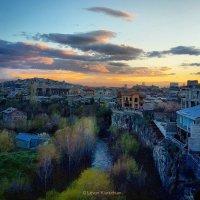 Разданское ущелье, Ереван :: Levon Kiurkchian