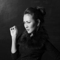 Студийный портрет :: Надежда Абрамян