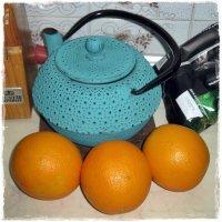 Любовь к трём апельсинам :: muh5257