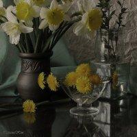 Пасмурный апрель... :: Татьяна Ким