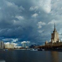 Грозовая Москва :: алексей афанасьев