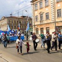 Первомай в Самаре :: Олег Манаенков