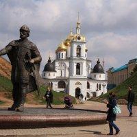 Дмитров, Кремль :: Владимир Холодницкий