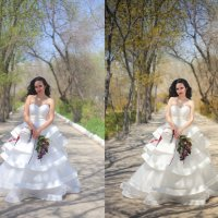 before-after :: Yekaterina Foto