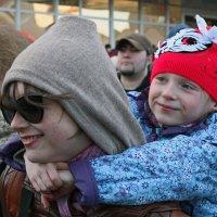 Северодвинск. 1 мая. Рок-концерт. Зрители (1) :: Владимир Шибинский