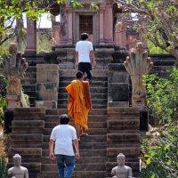 Старый город, Таиланд :: Светлана Овсянникова