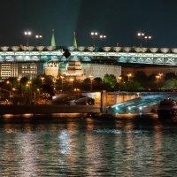 Патриарший мост :: Сергей Зубарь