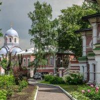 Донской Монастырь :: Валерий Пегушев