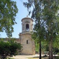 Колокольня храма Иоанна Предтечи. :: Вера Щукина