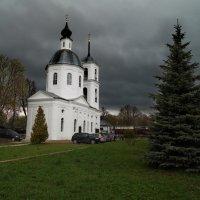 За минуту до дождя... :: Алексей Ковынев