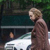 Сегодня был дождь.. :: Сергей Волков