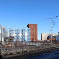 Норильск. Апрель 2015 :: victor maltsev