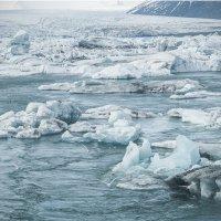 Glacier lagoon :: Александра Галдина