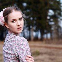 Лента в волосах :: Мария Истомина