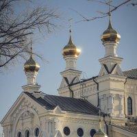 Свято-Покровский мужской монастырь (Харьков) :: Petro Rebro