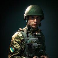 Soldier :: Александр Хмелевский