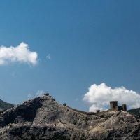Судакская Генуэзская крепость. :: Igor Polezharov
