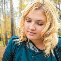 Немного осени :: Валерия (ЛеКи) Архангельская