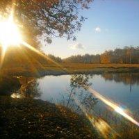 Осенний Пейзаж. :: Кристина Девяткина