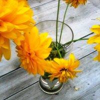 Цветы в вазе. :: Кристина Девяткина