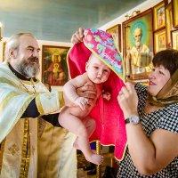 крещение :: Светлана Кондакова