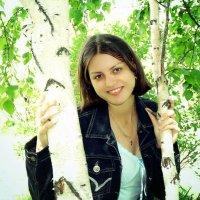Весна в душе. :: Darya Nikultzova