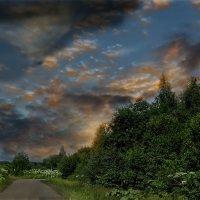 Мои закаты :: Наталья Лакомова