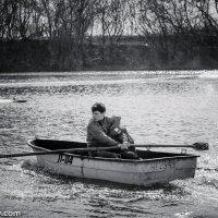 Катание на лодке :: Андрей Чернышов
