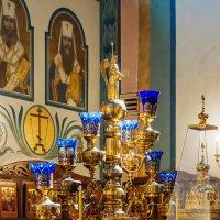 Алтарь храма /Марьино 2015 :: Pasha Zhidkov