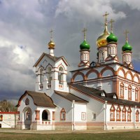 Троице-Сергиев Варницкий монастырь. :: Александр Назаров