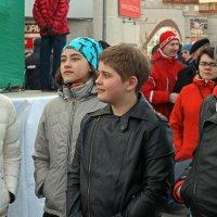 Северодвинск. 1 мая. Рок-концерт. Подростки :: Владимир Шибинский