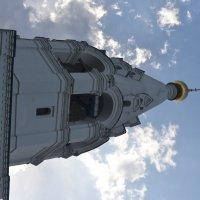 женский монастырь в Ворсме :: Сергей Жарков
