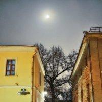 Ночной переулок :: Денис Масленников