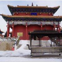 Буддийский храм :: Andrey Tsarev