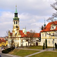 Лоретанская площадь в Праге :: Денис Кораблёв