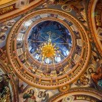 Купол Казанского Собора Иркутска. :: Rafael