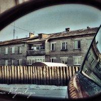Дом в поселке :: Marina Pelymskaya