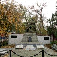Памятник в станице Ольгинская... :: Тамара (st.tamara)