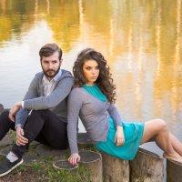 Олег и Полина :: Николай Белов
