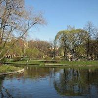 Юсуповский сад.Санкт-Петербург. :: Валентина Жукова