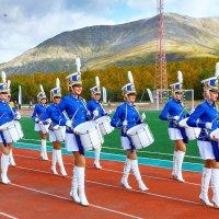 "Шоу-группа барабанщиц ""Drumbeat"" :: Александр Неустроев"